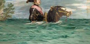 Post de Un Velázquez inundado: el Museo del Prado se suma a la cumbre del clima con WWF