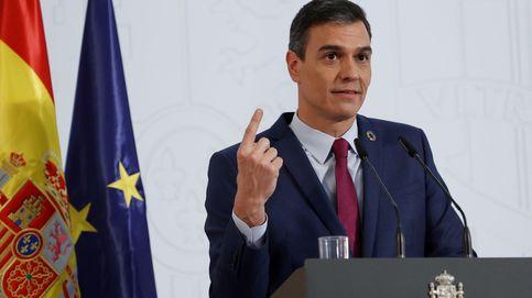 La rendición de cuentas, según Pedro Sánchez