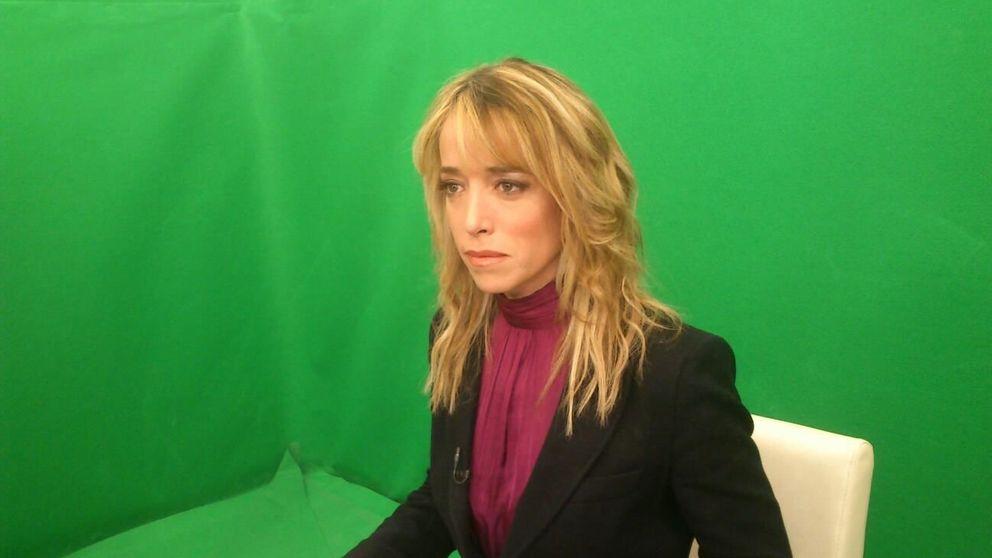 Nadia Halamandari, la otra periodista de la corte