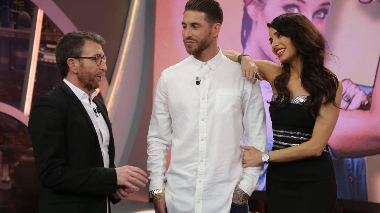 El reto más tenso de Pilar Rubio en 'El Hormiguero' con Sergio Ramos delante