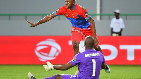 Kabananga, el Pichichi de la Copa África que llegó a Europa con un contrato falso