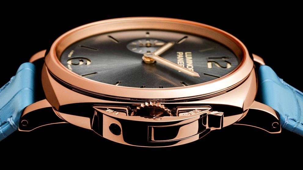Luminor Due, el reloj más fino de Panerai