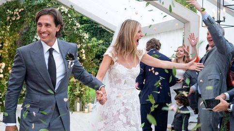 Gwyneth Paltrow nos enseña por fin su vestido de novia y las fotos de la boda