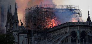 Post de Catástrofe en Notre-Dame: arde el corazón de Francia