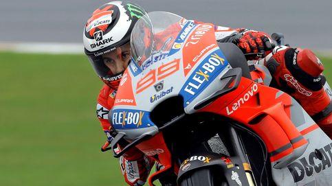 El nombre de Jorge Lorenzo está en la mesa de Ducati después del divorcio con Dovizioso