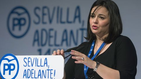 La candidata de Génova gana con claridad la presidencia del PP en Sevilla
