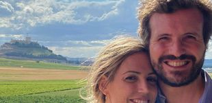 Post de El fin de semana 'non stop' de Pablo Casado y su mujer: adrenalina y escapada entre viñedos