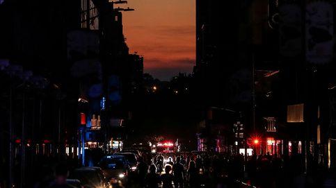 Un apagón deja sin luz al centro neurálgico de Manhattan durante cuatro horas