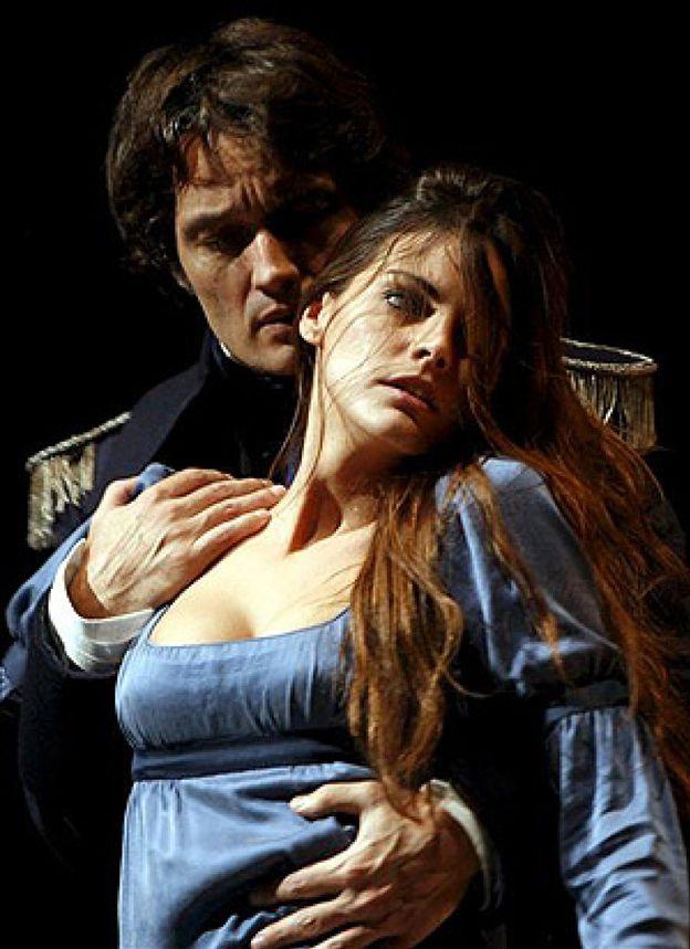 Foto: 'La marquesa de O', debut teatral de Amaia Salamanca