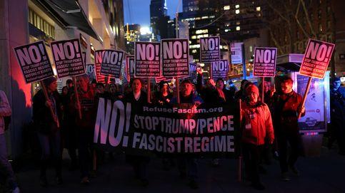 Políticos y actores convocan una campaña de resistencia pacífica contra Trump