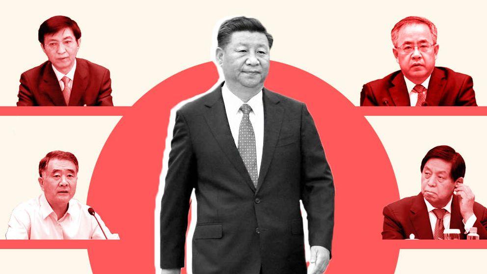 Estos son los candidatos a convertirse en los verdaderos amos de China