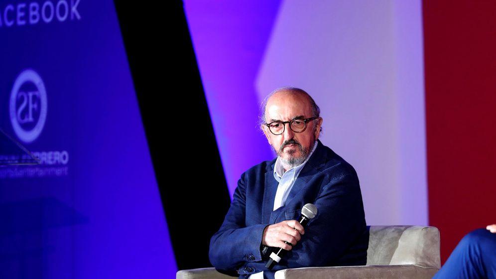 Foto: El fundador del Grupo Mediapro, Jaume Roures. (EFE)