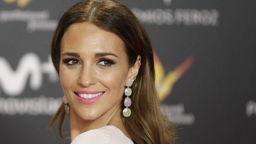 El look de princesa con el que Paula se ha encontrado con la exclusiva de Bustamante