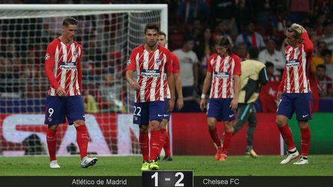 Morata, el delantero del Atlético de Madrid
