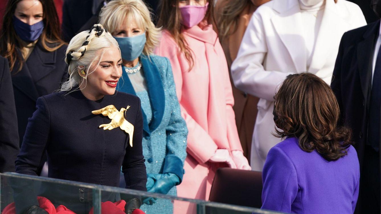 Lady Gaga y JLo, duelo de divas en el Capitolio: los looks y los vídeos de sus actuaciones
