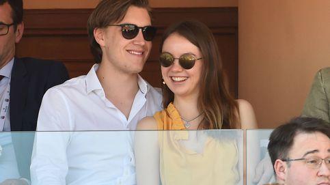 Alexandra de Hannover y su novio: el beso que todos estábamos esperando