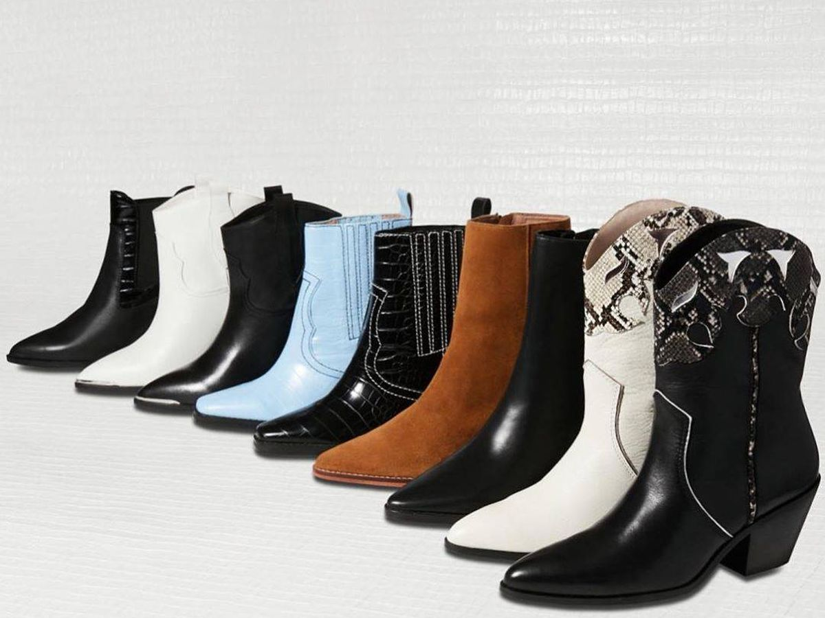 Foto: Cowboy boots. (Instagram @stevemadden)
