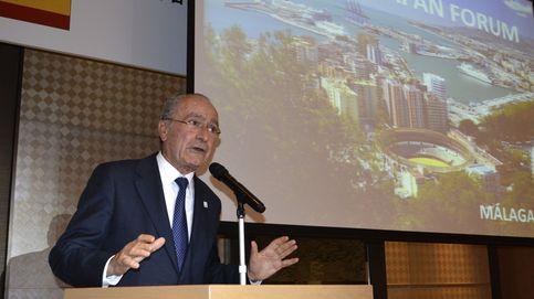 El alcalde de Málaga culpa al secretario de Estado de Aznar del fallido museo 'fantasma'
