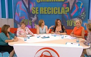 Loles León carga contra Telecinco: En mi casa eso no se ve