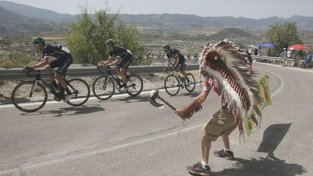 Foto: Imagen del Campeonato de España de ciclismo de 2016 celebrado en Alicante. (EFE)