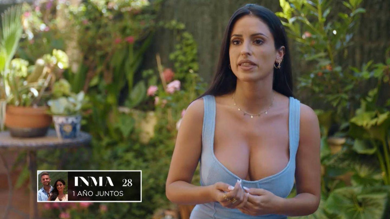 Inma, participante de 'La isla de las tentaciones 2'. (Mediaset)