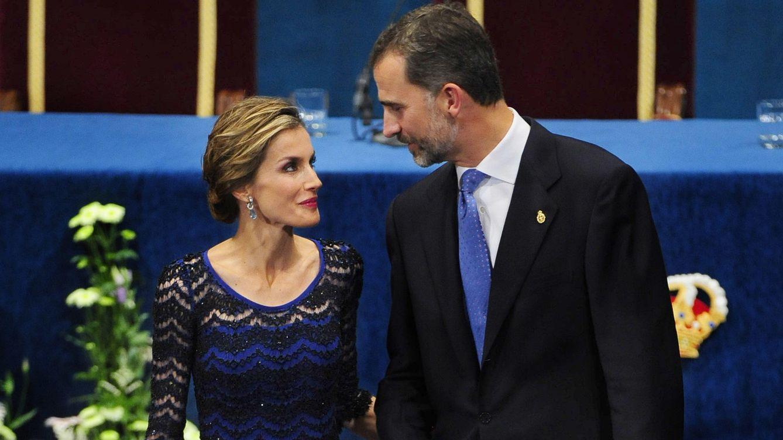 Foto: Don Felipe y Doña Letizia en una imagen de archivo (Gtres)