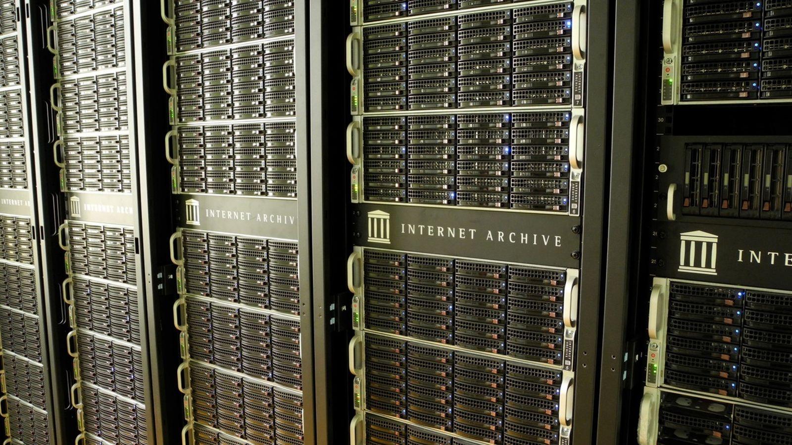 Foto: ¿Dónde se guarda internet?