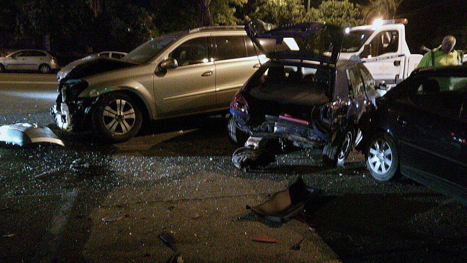 Foto: Los accidentes provocados por el alcohol o las drogas podrían evitarse (EFE)