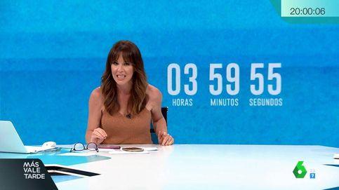 Mamen Mendizábal cierra su programa en La Sexta con un duro aviso sobre las mascarillas