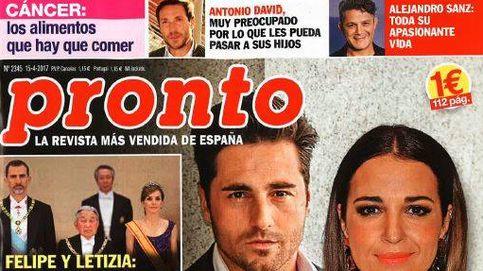 Kiosco rosa: el amor de Paula Echevarría por Bustamante (pese a su ruptura)