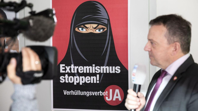 Suiza prohíbe el uso del burka en espacios públicos