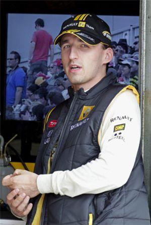 Robert Kubica abandona el hospital tras ser operado nuevamente