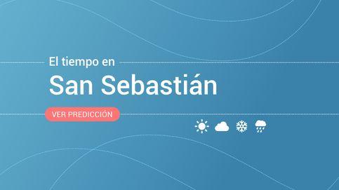 El tiempo en San Sebastián: previsión meteorológica de hoy, martes 12 de octubre