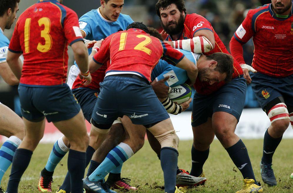 Foto: Imagen del España-Uruguay disputado el pasado mes de junio. (EFE)