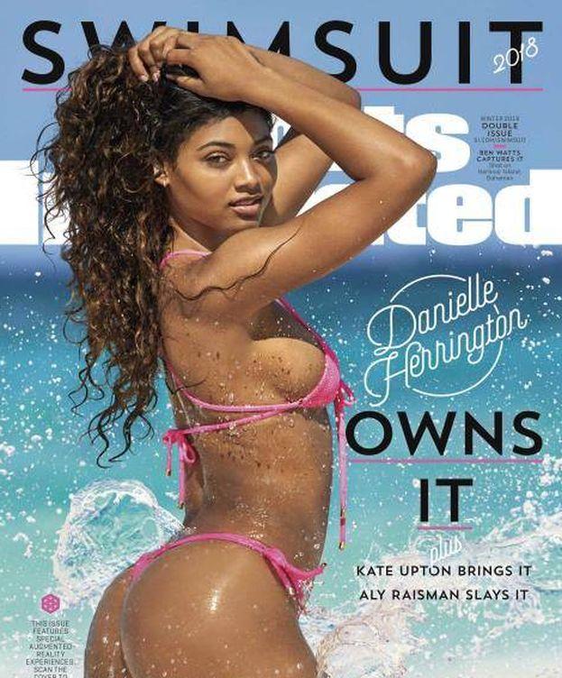 Foto: La revista 'Sports Ilustrated' se apunta al feminismo.