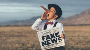 Injurias, mentiras, noticias falsas y posverdades