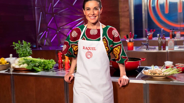 Raquel Sánchez Silva, en 'MasterChef'. (RTVE)