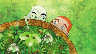 Foto: 'The Secret of Kells', la última joya de animación tradicional viene de Irlanda