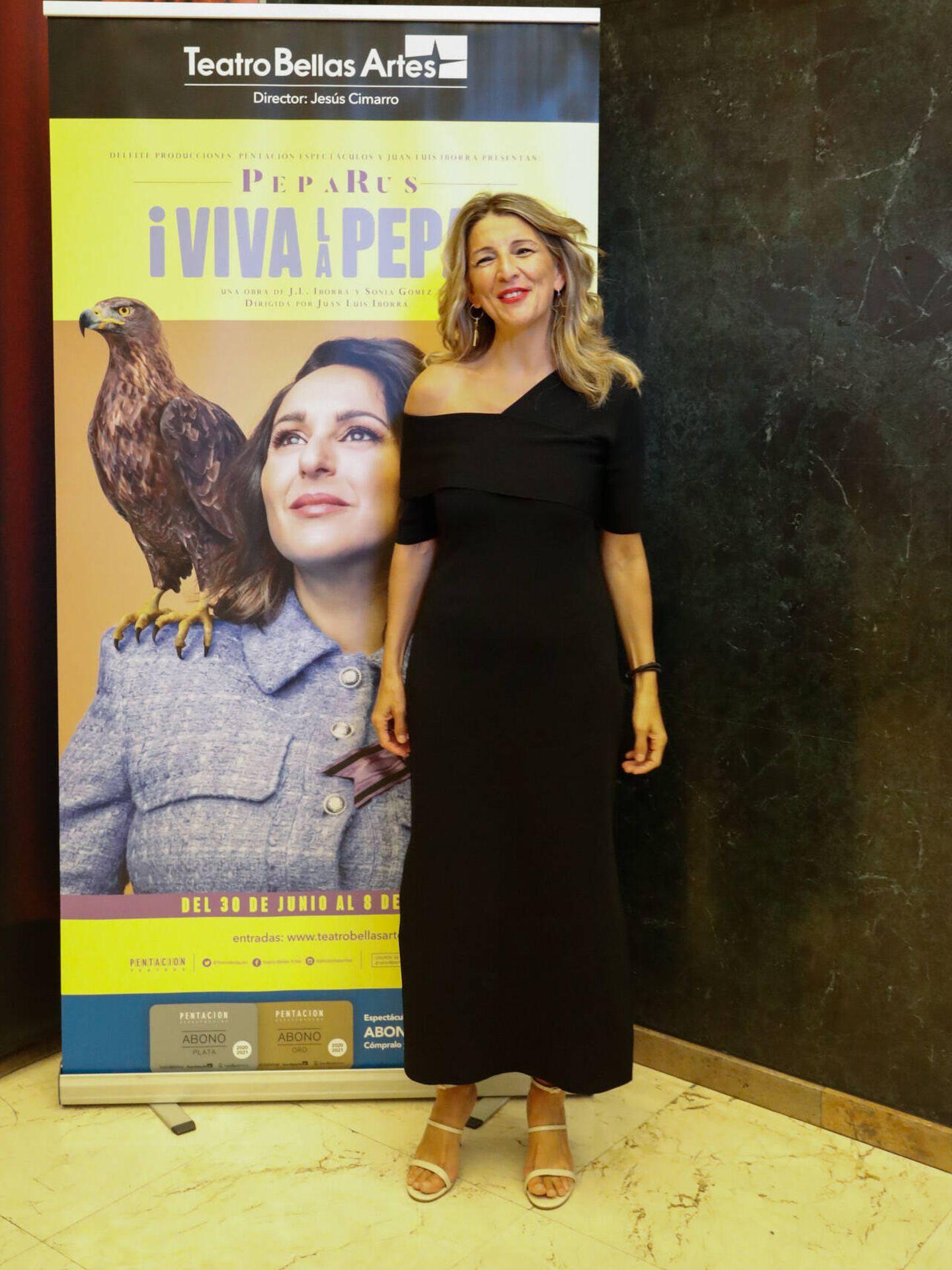 Yolanda Díaz. (Gtres)