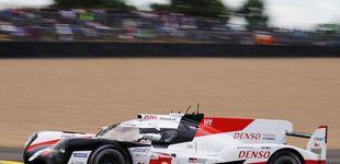 Post de Fernando Alonso en directo: las 24 Horas de Le Mans es el último paso para ser campeón