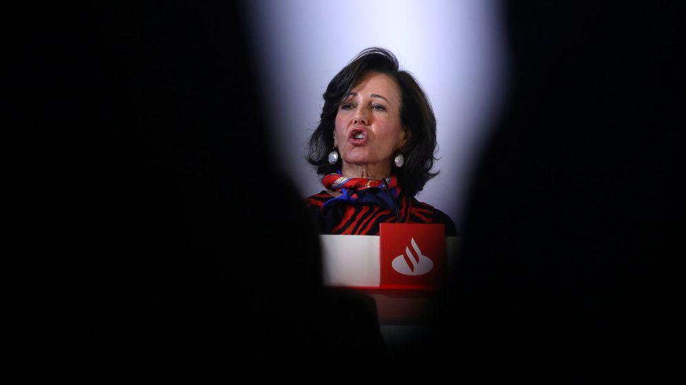 Foto: La presidenta de Banco Santander, Ana Patricia Botín. (Reuters)