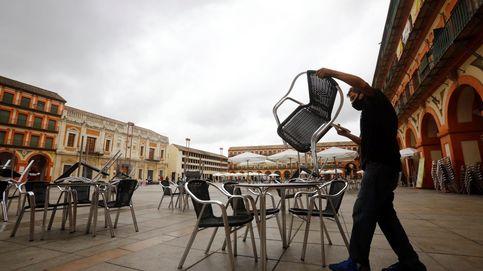 Andalucía vuelve a superar los 5.000 contagios diarios y suma 39 muertes