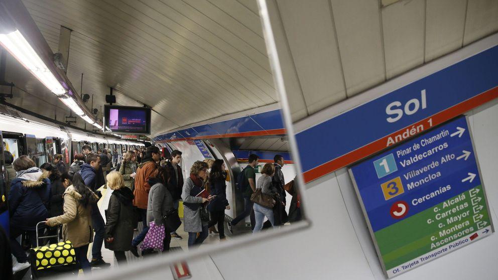 Metro de Madrid realizará paros los días 10, 17 y 24 de abril
