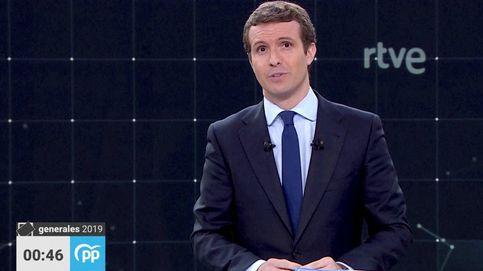 Pablo Casado dice no a TVE: no será entrevista el lunes en 'La hora de La 1'
