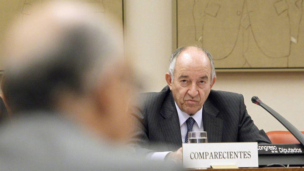 Foto: El gobernador del Banco de España entre 2006 y 2012, Miguel Ángel Fernández Ordóñez