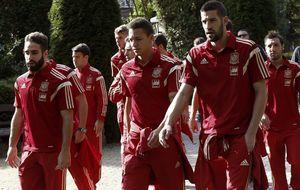 Valdebebas fabrica más talentos para la Roja que para el Madrid