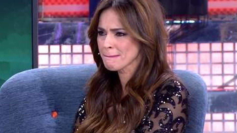 Olga Moreno en 'Sábado Deluxe'. (Telecinco)