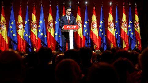 Sánchez promete matrícula universitaria, dentista gratis y ley de libertad de conciencia