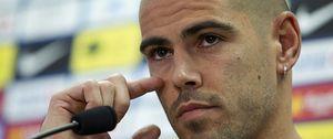 """Valdés manda un mensaje de ánimo a Casillas: """"Espero ver a Iker de nuevo bajo los palos"""""""