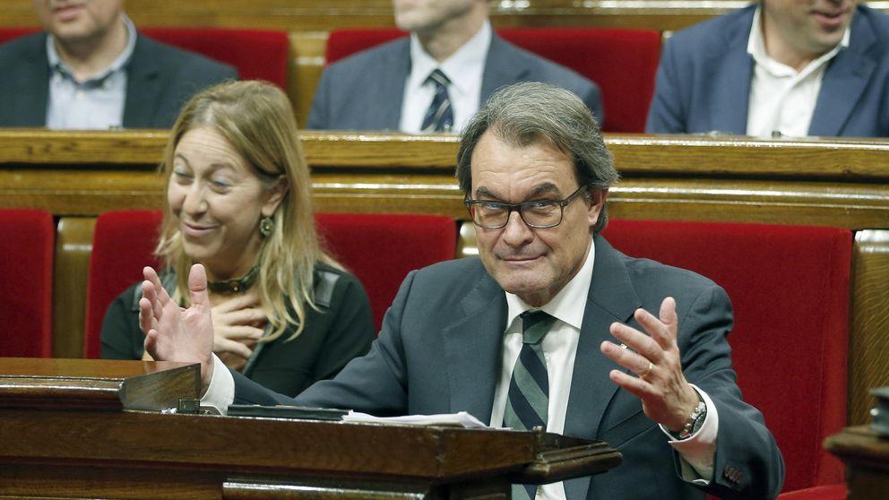 El Parlament rechaza la investidura de Mas al no lograr el apoyo de la CUP